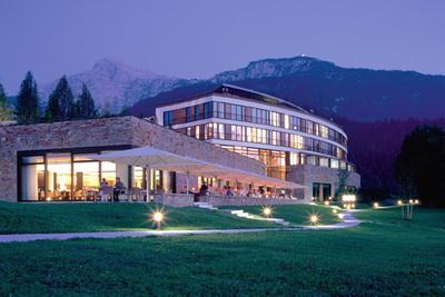 Kempinski Hotel Berchtesgaden Bavaria Germany 5 Star Luxury