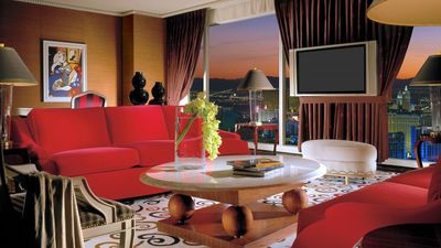 Wynn Las Vegas, Nevada 5 Star Luxury Casino Hotel