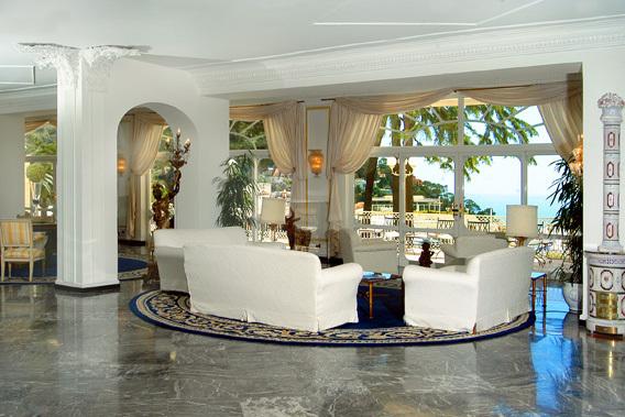 Grand Hotel Quisisana Capri Italy 5 Star Luxury Resort