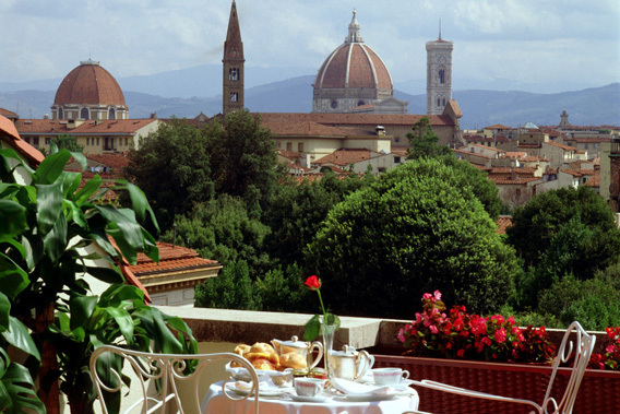 Grand Hotel Villa Medici Florence Italy 5 Star Luxury Slide