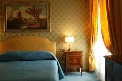 Grand Hotel Villa Medici - Florence, Italy - 5 Star Luxury Hotel