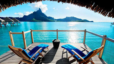 Le Meridien Bora Bora, French Polynesia - Luxury Resort