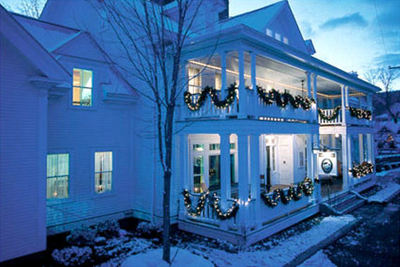 The Pitcher Inn & Spa - Warren, Vermont - Luxury Inn