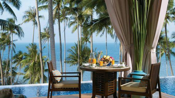 Four Seasons Resort Koh Samui, Thailand 5 Star Luxury Hotel