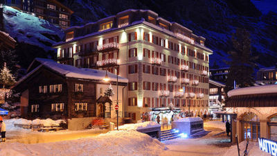 Hotel Monte Rosa - Zermatt, Switzerland - 4 Star Luxury Ski Lodge