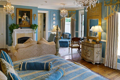 The Chanler at Cliff Walk - Newport, Rhode Island - Luxury Inn