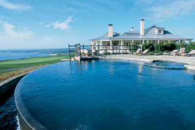 The Lodge at Kauri Cliffs - North Island, New Zealand