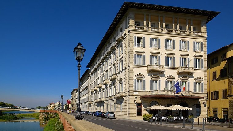 The St. Regis Florence, Italy 5 Star Luxury Hotel-slide-2