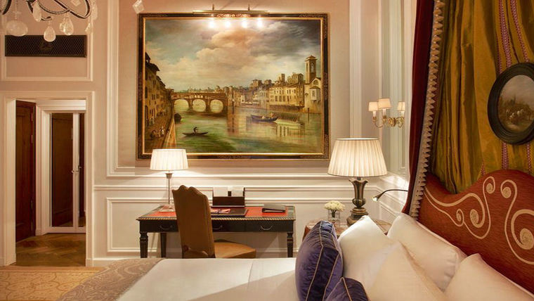 The St. Regis Florence, Italy 5 Star Luxury Hotel-slide-1