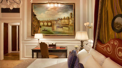 The St. Regis Florence, Italy 5 Star Luxury Hotel