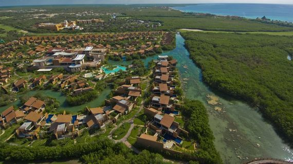 Banyan Tree Mayakoba - Riviera Maya, Mexico - 5 Star Luxury Resort & Spa-slide-2