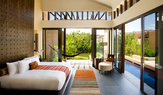 Banyan Tree Mayakoba - Riviera Maya, Mexico - 5 Star Luxury Resort & Spa-slide-1