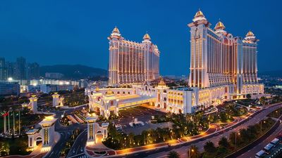 Banyan Tree Macau, China 5 Star Luxury Resort Hotel