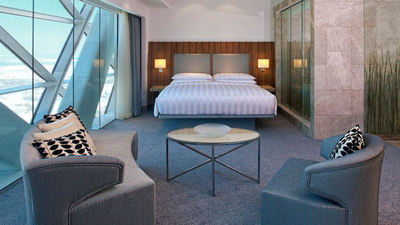 Hyatt Capital Gate - Abu Dhabi, United Arab Emirates - 5 Star Luxury Hotel