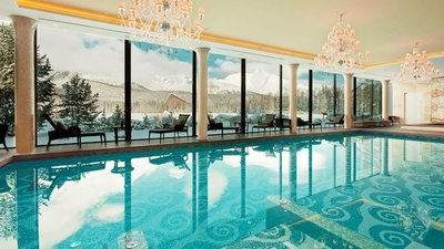 Grand Hotel Kempinski High Tatras - Slovakia Luxury Ski Resort