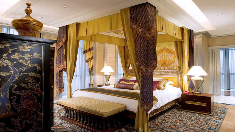 The Athenee Hotel, a Luxury Collection Hotel, Bangkok - Thailand-slide-16
