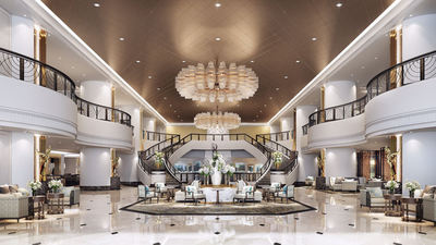 The Athenee Hotel, a Luxury Collection Hotel, Bangkok - Thailand