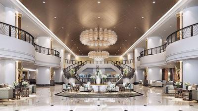 Luxury Travel Magazine World S Best 5 Star Luxury City Hotels
