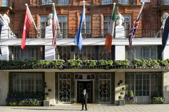 Claridge's - Mayfair, London, England - 5 Star Luxury Hotel-slide-3