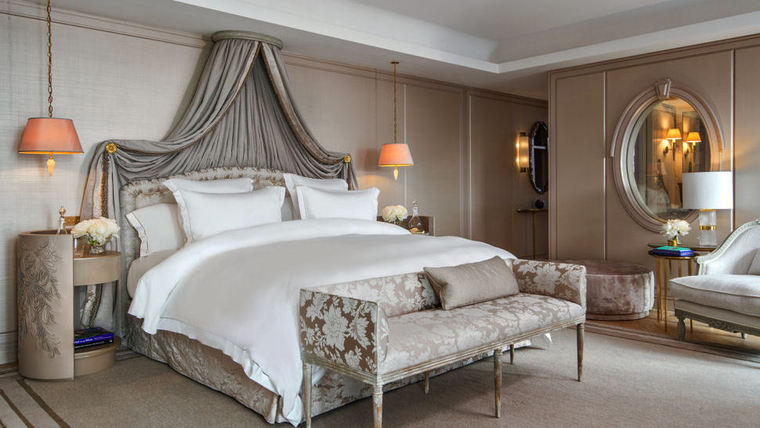 Hotel De Crillon A Rosewood Hotel Paris France 5 Star Luxury Hotel