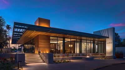 Andaz Scottsdale, Arizona Luxury Resort