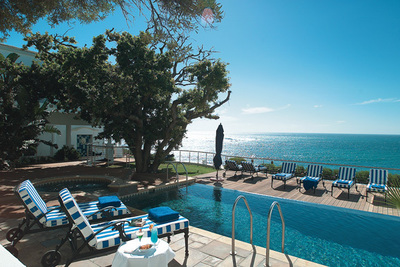 The Twelve Apostles Hotel and Spa - Cape Town, South Africa
