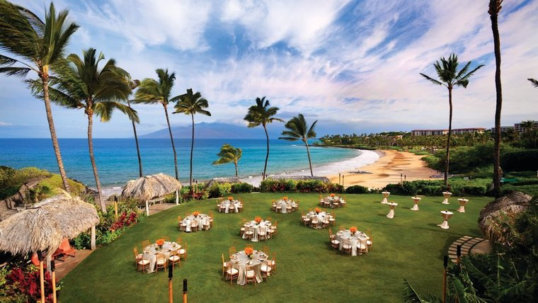 Four Seasons Resort Maui At Wailea Hawaii 5 Star Luxury Hotel