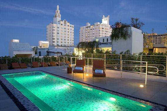 Miami Beach Florida Boutique Hotel