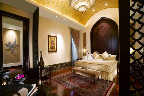 Al Areen Palace & Spa - Sakhir, Bahrain - 5 Star Luxury Resort-slide-2