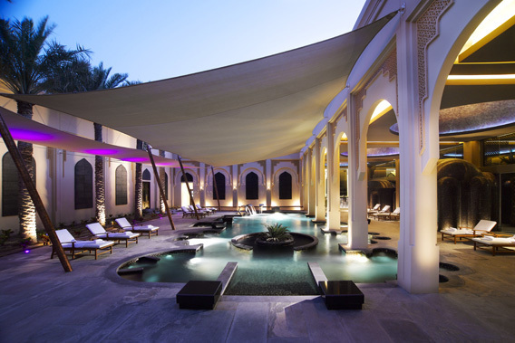 Al Areen Palace & Spa - Sakhir, Bahrain - 5 Star Luxury Resort-slide-1