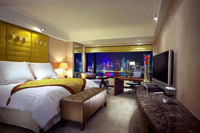 Intercontinental Hong Kong - Kowloon, China - 5 Star Luxury Hotel