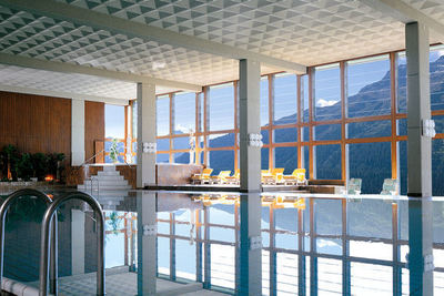 Kulm Hotel - St. Moritz, Switzerland - Luxury Hotel