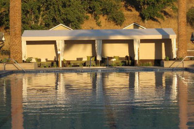 Solage Calistoga Resort and Spa - Napa Valley, California