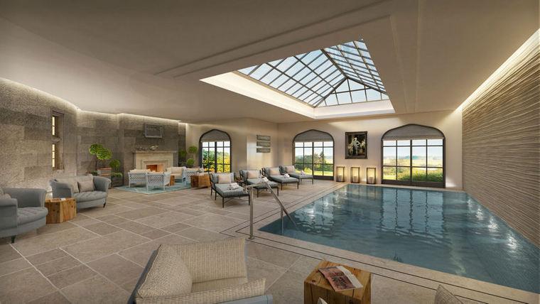 Adare Manor Hotel Golf Resort Co Limerick Ireland 5 Star Luxury Castle