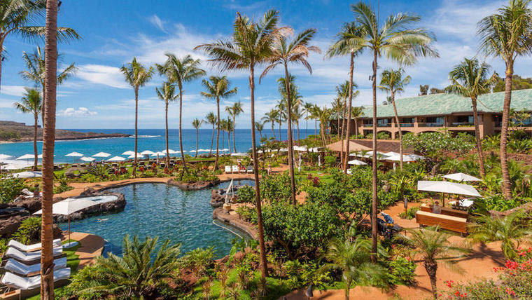 Four Seasons Resort Lanai Hawaii 5 Star Luxury Hotel Slide 3