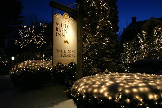 White Barn Inn Spa Auberge Resorts Collection