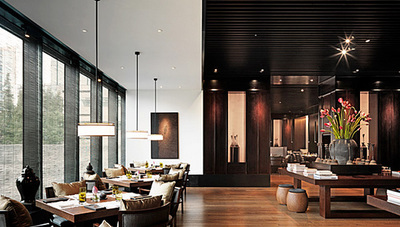 The PuLi Hotel and Spa - Shanghai, China - Luxury Urban Resort