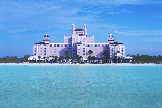 Big Pink Hotel St Pete Beach
