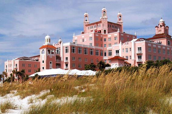 The Don Cesar A Loews Hotel St Pete Beach Florida Slide