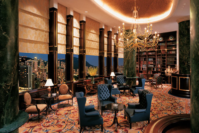 Island Shangri-La - Hong Kong, China - 5 Star Luxury Hotel