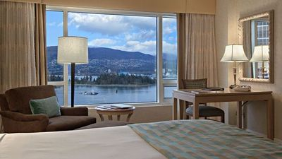 Fairmont Waterfront - Vancouver, Canada - 5 Star Luxury Hotel