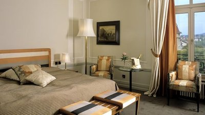 Bellevue Palace - Bern, Switzerland - 5 Star Luxury Hotel