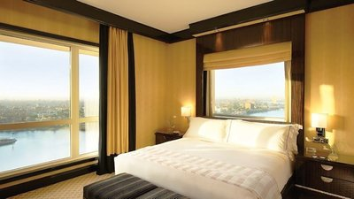 Fairmont Nile City - Cairo, Egypt - Luxury Hotel