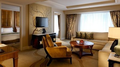 Conrad Macao, Cotai Central - Macau, China - Luxury Hotel