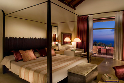 Abama Golf & Spa Resort - Tenerife, Canary Islands, Spain - A Ritz Carlton Hotel