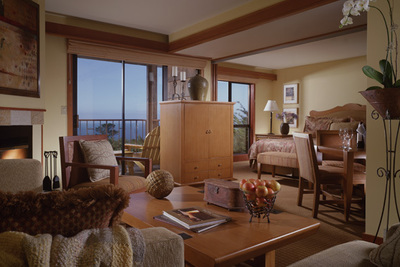 Hyatt Carmel Highlands - Overlooking Big Sur Coast, California - Luxury Golf Resort