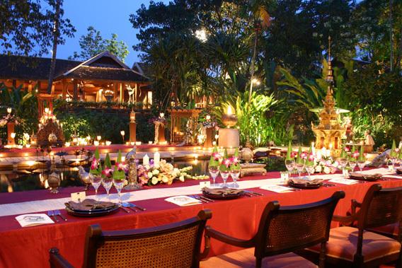 Dhara Dhevi Chiang Mai Thailand 5 Star Luxury Resort Hotel
