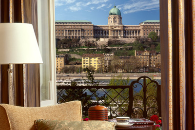 Four Seasons Hotel Gresham Palace - Budapest, Hungary - 5 Star Luxury Hotel