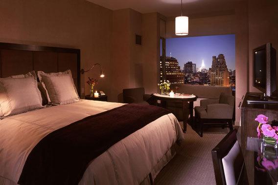 Gansevoort Meatpacking Nyc New York City Luxury Lifestyle Hotel
