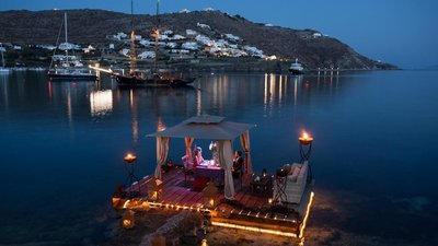 Kivotos Hotel & Villas - Mykonos, Greece